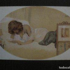 Postales: RAPHAEL KIRCHNER - POSTAL ANTIGUA EROTISMO ILUSTRACION -VER FOTOS-(52.953). Lote 122809731