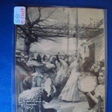 Postales: (PS-57139)POSTAL SEVILLANAS-HAUSER Y MENET.ARCHIVO BARONES OLLER. Lote 125106787