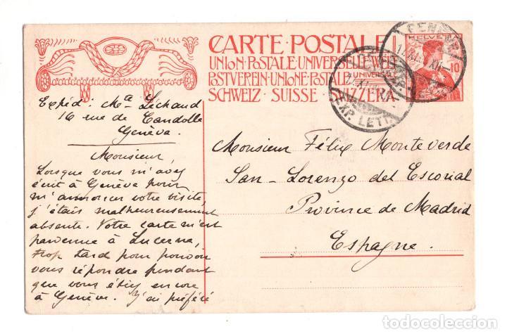 Postales: 1909 INAGURATION DU MONUMENT COMMEMORATIF DE LA FONDATION DE LUNION POSTALE UNIVERSELLE - Foto 2 - 129506207