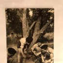 Postales: OJE. VALE QUIEN SIRVE. POSTAL NO.13 FRENTE DE JUVENTUDES (A.1966). Lote 134125825
