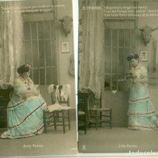 Postales: EL CHIQUILLO. PALOP Y MIHURA, HACIA 1910. LOTE 12 POSTALES. SERIE COMPLETA.. Lote 142159446