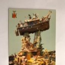 Postales: POSTAL FALLAS. CARTEL TURISMO: FALLAS DE VALENCIA EDITA: LIT. DURA (A.1965). Lote 143089472