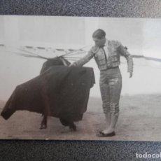 Postales: PEPE BIENVENIDA TORERO POSTAL FOTOGRAFICA ANTIGUA - TOROS. Lote 147256690