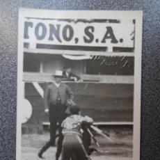 Postales: PEPE BIENVENIDA TORERO POSTAL FOTOGRAFICA ANTIGUA - TOROS. Lote 147257458