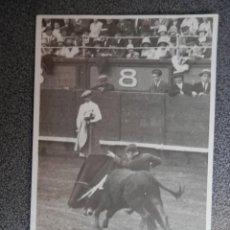 Postales: PEPITO BIENVENIDA NIÑO TORERO POSTAL FOTOGRÁFICA ANTIGUA - TORO. Lote 147258038