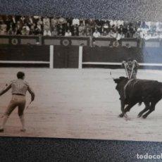 Postales: PEPE BIENVENIDA TORERO POSTAL FOTOGRÁFICA ANTIGUA - TOROS. Lote 147258138