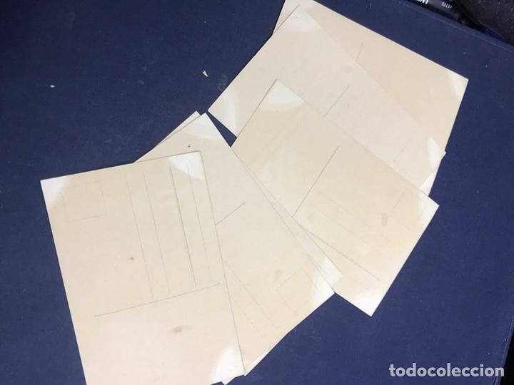 Postales: SERIE COMPLETA 6 POSTALES OPERA CAVALLERIA RUSTICANA. PINTADAS. SIN CIRCULAR - Foto 5 - 147517330