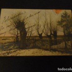 Postales: PAISAJE EN INVIERNO POSTAL. Lote 148008190