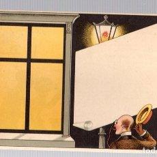 Postales: TARJETA POSTAL CON ESCENA OCULTA. M. DE M.A. MADRID. CIRCA 1905. Lote 148173700