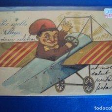 Postales: (PS-59305)POSTAL DEL CU-CUT EN AVION. Lote 149966294