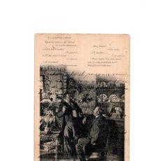 Postales: LA VISITA DEL MÉDICO.QUINTA VISITA.. Lote 153695054