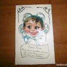 Postales: LOTE DE 4 POSTALES ESPECIALES. Lote 155213554