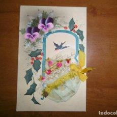 Postales: LOTE DE 4 POSTALES ESPECIALES. Lote 155214134