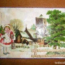 Postales: LOTE DE 4 POSTALES ESPECIALES. Lote 155214270