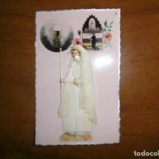 Postales: LOTE DE 4 POSTALES ESPECIALES. Lote 155215266