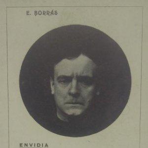 Envidia. Enrich Borrás. Actor Català. Ediciones Lux. 7 pecados capitales. Enrique Borrás