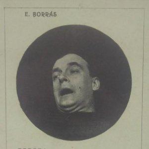 Pereza. Enrich Borrás. Actor Català. Ediciones Lux. 7 pecados capitales. Enrique Borrás