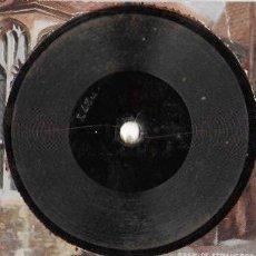 Postales: P- 9146. POSTAL CON DISCO. TUCK'S GRAMOPHONERECORD. SERIES F.THE BRITISH GRENADRERS.. Lote 158360510