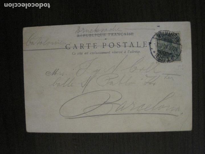 Postales: LOS 7 PECADOS CAPITALES-COL·COMPLETA DE 7 POSTALES ILUSTRADAS POR JACK ABEILLE-VER FOTOS-(58.260) - Foto 3 - 158439274
