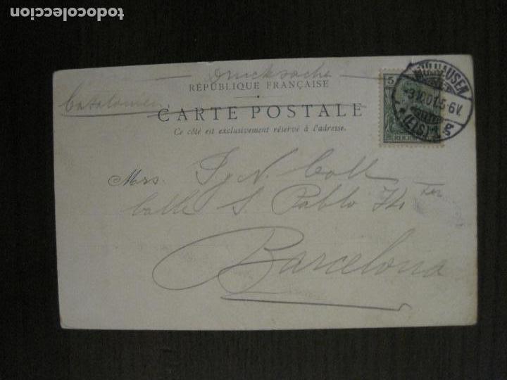 Postales: LOS 7 PECADOS CAPITALES-COL·COMPLETA DE 7 POSTALES ILUSTRADAS POR JACK ABEILLE-VER FOTOS-(58.260) - Foto 5 - 158439274