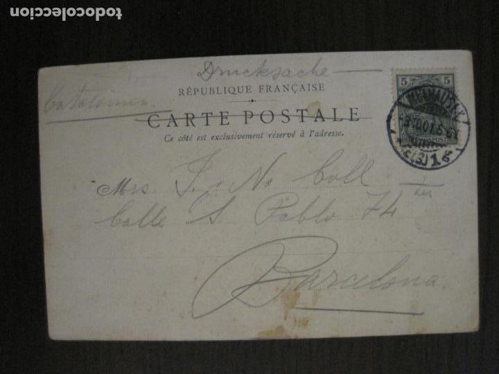 Postales: LOS 7 PECADOS CAPITALES-COL·COMPLETA DE 7 POSTALES ILUSTRADAS POR JACK ABEILLE-VER FOTOS-(58.260) - Foto 9 - 158439274
