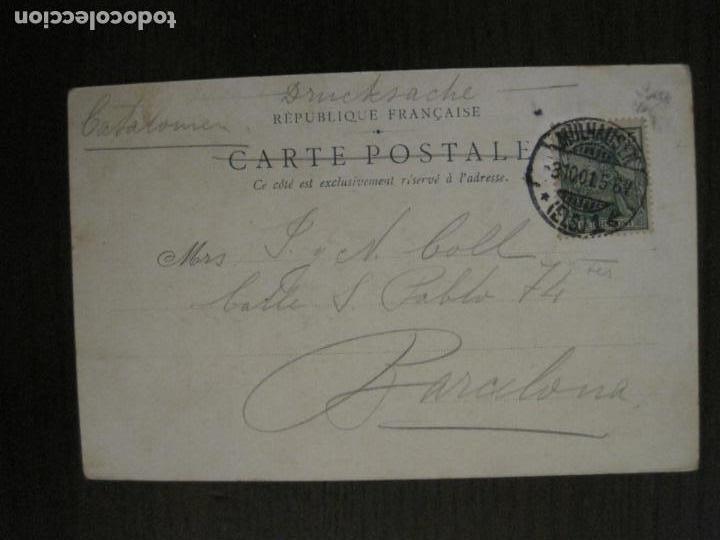 Postales: LOS 7 PECADOS CAPITALES-COL·COMPLETA DE 7 POSTALES ILUSTRADAS POR JACK ABEILLE-VER FOTOS-(58.260) - Foto 13 - 158439274