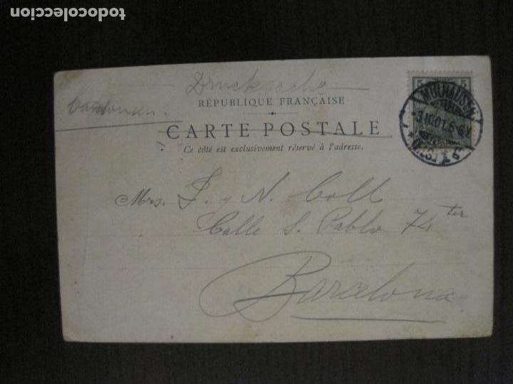 Postales: LOS 7 PECADOS CAPITALES-COL·COMPLETA DE 7 POSTALES ILUSTRADAS POR JACK ABEILLE-VER FOTOS-(58.260) - Foto 15 - 158439274