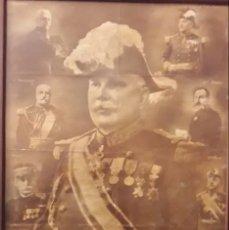 Postales: POSTAL MILITAR ANTIGUA 1915. Lote 158474692