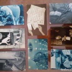 Postales: LOTERIA NACIONAL 1975, SERIE C,, FOTOGRAFÍAS, 8 POSTALES. Lote 159043150