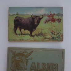 Postales: POSTALES ALBUM TAURINO ( COMPLETO ). Lote 161306162