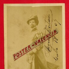 Postales: POSTAL ACTOR CATALAN MIGUEL TUTAU , FOTOGRAFICA , ORIGINAL , P534. Lote 163941438