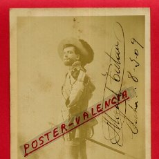 Postales: POSTAL ACTOR CATALAN MIGUEL TUTAU , FOTOGRAFICA , ORIGINAL , P535. Lote 163941466