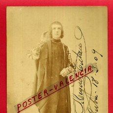 Postales: POSTAL ACTOR CATALAN MIGUEL TUTAU , FOTOGRAFICA , ORIGINAL , P537. Lote 163941534
