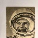 Postales: ASTRONAUTA RUSO. POSTAL YURI ALEKSEYEVICH GAGARIN . POSTAL RUSIA (A.1969). Lote 164861409