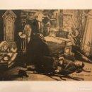 Postales: TEATRO MIMO. COMPAÑÍA ONOFRI, EN BELFORT SERIE 1A. NO.9, LA BARCELONA DESAPARECIDA (H.1900?). Lote 165314402