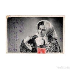 Postales: MONDEJAR.- CUPLETISTA. HAUSER Y MENET.. Lote 174088974