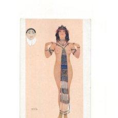 Postales: POSTAL MODERNISTA ILUSTRADA POR RAPHAEL KIRCHNER.. Lote 165960410