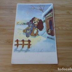 Postales: POSTAL WALT DISNEY. Lote 165980882