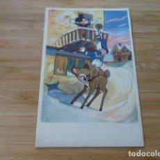 Postales: POSTAL WALT DISNEY. Lote 165980918