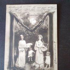 Postales: POSTAL DE LETRA M. Lote 171457919