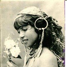 Postales: DESNUDO JOVEN ARABE- 1919. Lote 172056767
