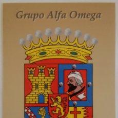 Postales: POSTAL QSL CONSEJO DE TINEO. Lote 174260437