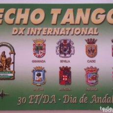 Postales: POSTAL QSL CABEZO DE TORRES. Lote 174260594