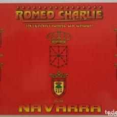 Postales: POSTAL QSL NAVARRA. Lote 174291874