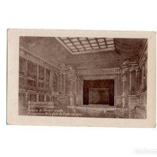 Postales: PALACIO DE PROYECCIONES PERPESCTIVA SALA DE ESPECTACULOS.. Lote 175362693