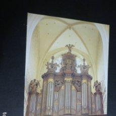 Postales: ANTWERP AMBERES BELGICA CATEDRAL ORGANO. Lote 175711910