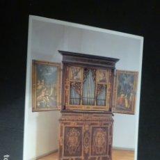 Postales: BERLIN MUSEO ORGANO DEL NORTE DE ALEMANIA 1600. Lote 175712358