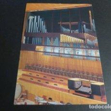 Postales: LONDRES ROYAL FESTIVAL HALL EL ORGANO. Lote 175712675