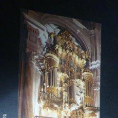Postales: GRANADA CATEDRAL ORGANO DEL SIGLO XVIII. Lote 175713083