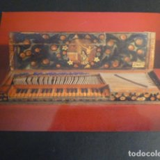 Postales: BASILEA SUIZA MUSEO CLAVICORDIO 1723. Lote 175713522